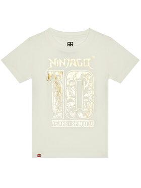 LEGO Wear LEGO Wear T-Shirt 12010195 Weiß Regular Fit