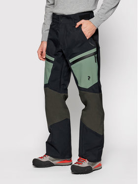 Peak Performance Peak Performance Pantaloni da sci Gravity Ski G57947038 Nero Regular Fit
