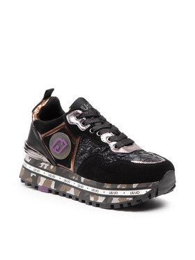 Liu Jo Liu Jo Sneakers Maxi Wonder 1 BF1051 PX170 Nero