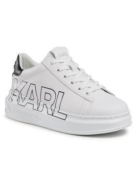 KARL LAGERFELD KARL LAGERFELD Tenisice KL62511 Bijela