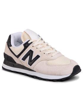 New Balance New Balance Sneakersy WL574LBA Beżowy