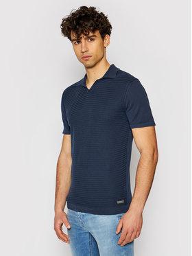 Baldessarini Baldessarini Polo marškinėliai B4 50004/5046/6300 Tamsiai mėlyna Regular Fit