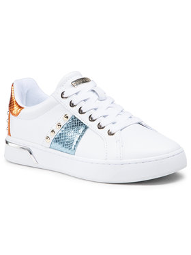 Guess Guess Sneakersy Ramero FL5LAT ELE12 Biały
