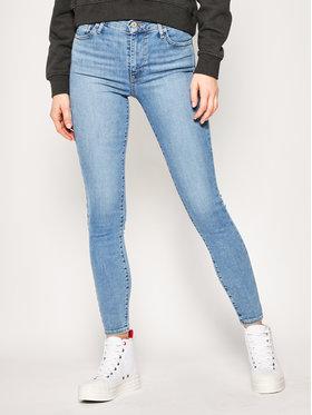 Levi's® Levi's® Skinny Fit Jeans 720™ High Rise 52797-0124 Blau Super Skinny Fit