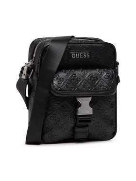Guess Guess Borsellino Vezzola (4G Embossed) HMVEZE P1359 Nero