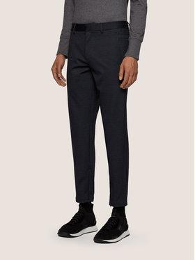 Boss Boss Spodnie materiałowe Keen 50437655 Czarny