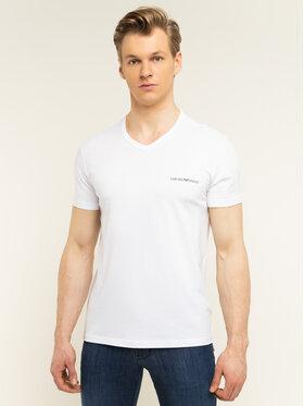 Emporio Armani Underwear Emporio Armani Underwear Lot de 2 t-shirts 111849 0P717 11010 Multicolore Slim Fit