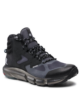 Salomon Salomon Παπούτσια πεζοπορίας Predict Hike Mid Gtx GORE-TEX 414609 27 V0 Μαύρο