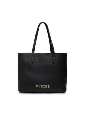 DeeZee DeeZee Дамска чанта EBG13733 Черен