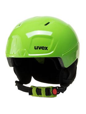 Uvex Uvex Kask narciarski Heyya 5662521001 Zielony