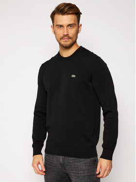 Lacoste Lacoste Pullover AH2193 Schwarz Classic Fit