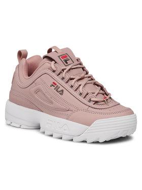 Fila Fila Sneakersy Disruptor Low 1010302.70C Ružová