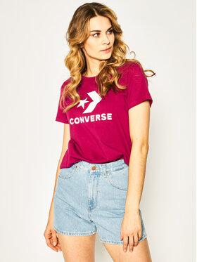 Converse Converse T-Shirt Star Chevron 10018569-A10 Classic Fit