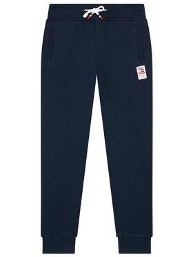 Tommy Hilfiger Tommy Hilfiger Παντελόνι φόρμας Essential Solid Sweat KB0KB05465 D Σκούρο μπλε Regular Fit