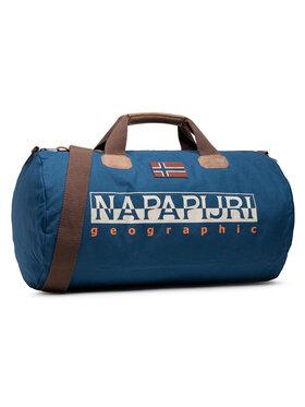 Napapijri Napapijri Geantă Bering 2 NP0A4EUCB2E1 Bleumarin