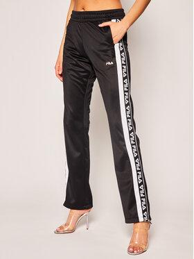 Fila Fila Spodnie dresowe Tao Track Pants Overlength 687688 Czarny Regular Fit