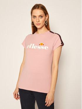 Ellesse Ellesse T-shirt Malis SGG09674 Rose Regular Fit