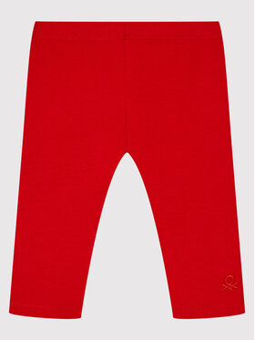 United Colors Of Benetton United Colors Of Benetton Leggings 3MT1I0042 Rouge Slim Fit