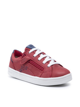 Geox Geox Sneakersy J Djrock B. B J155VB 000CL C7217 S Czerwony