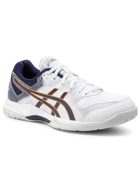 Asics Asics Παπούτσια Gel-Rocket 9 1071A030 Λευκό