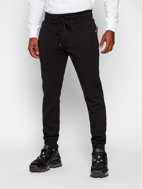 Versace Jeans Couture Versace Jeans Couture Pantalon jogging A2GZB1TA Noir Regular Fit