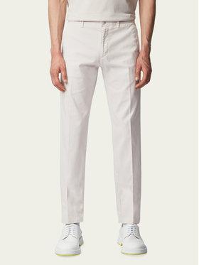 Boss Boss Spodnie materiałowe Crigan3-D 50325944 Beżowy Regular Fit