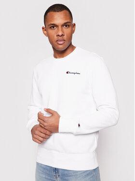 Champion Champion Sweatshirt 215931 Weiß Comfort Fit