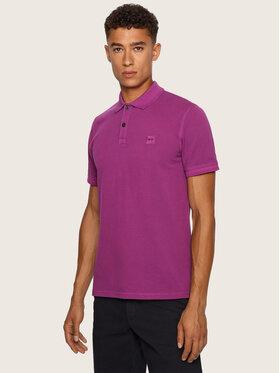 Boss Boss Polohemd Prime 50378365 Violett Slim Fit
