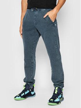 Guess Guess Teplákové kalhoty M1BB03 K68I1 Modrá Regular Fit