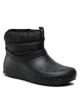 Crocs Crocs Снігоходи Classic Neo Puff Shorty Boot W 207311 Чорний