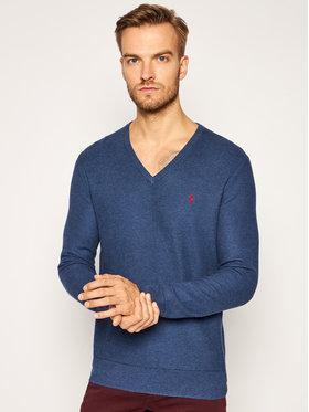 Polo Ralph Lauren Polo Ralph Lauren Megztinis Texture Vn 710812545 Tamsiai mėlyna Regular Fit