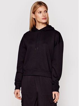 Samsøe Samsøe Samsøe Samsøe Majica dugih rukava Kelsey F00018001 Crna Relaxed Fit