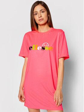 Ellesse Ellesse Každodenní šaty Inka SGF10515 Růžová Loose Fit