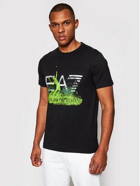 EA7 Emporio Armani EA7 Emporio Armani T-shirt 3KPT31 PJACZ 1200 Nero Regular Fit