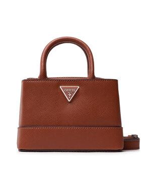 Guess Guess Дамска чанта Cordelia Mini HWVG81 30770 Кафяв
