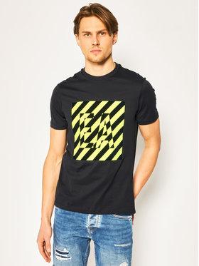 Emporio Armani Emporio Armani T-Shirt 3H1TB7 1J30Z 0922 Granatowy Regular Fit