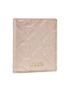 Liu Jo Liu Jo Malá dámská peněženka Esc Xs Bifold AF1192 E0538 Zlatá