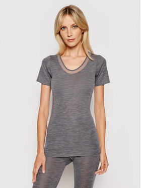 Femilet by Chantelle Femilet by Chantelle T-Shirt Juliana FN1583 Grau Regular Fit