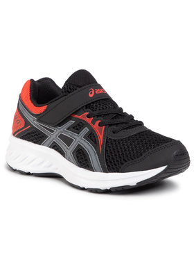 Asics Asics Обувки Jolt 2 Ps 1014A034 Черен