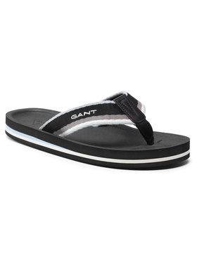 Gant Gant Flip-flops Palmworld 22698661 Fekete