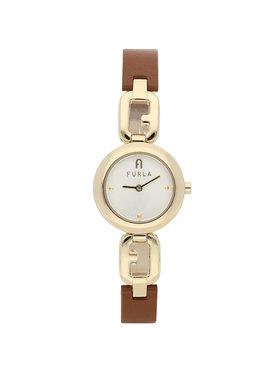Furla Furla Часовник Arco Chain WW00015-VIT000-03B00-1-007-20-CN-W Златист