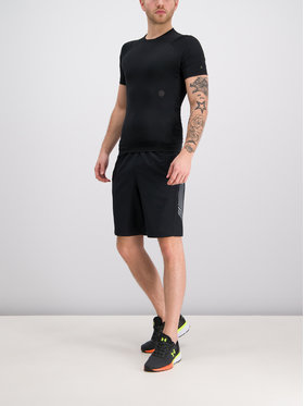 Under Armour Under Armour Short de sport UA Woven Graphic 1309651 Noir Regular Fit