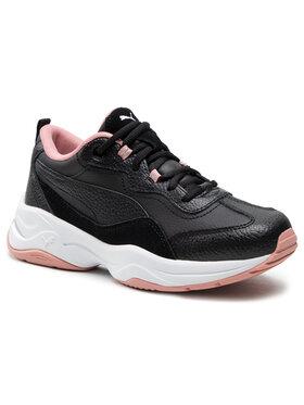 Puma Puma Laisvalaikio batai Cilia Lux 370282 01 Juoda