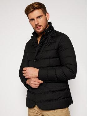Woolrich Woolrich Pehelykabát Luxe Blazer CFWOOU0323MR UT2346 Fekete Regular Fit