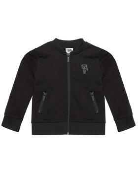 KARL LAGERFELD KARL LAGERFELD Sweatshirt Z25296 D Noir Regular Fit