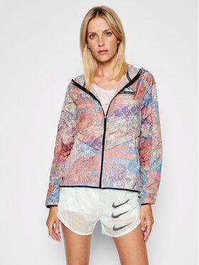 Nike Nike Куртка для бігу Windrunner Trail CZ9538 Кольоровий Regular Fit