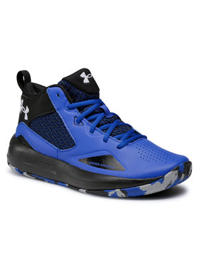 Under Armour Under Armour Chaussures Ua Lockdown 5 3023949-400 Bleu