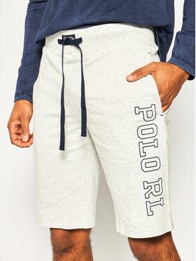 Polo Ralph Lauren Polo Ralph Lauren Športové kraťasy Spring 2 714730608 Sivá Slim Fit