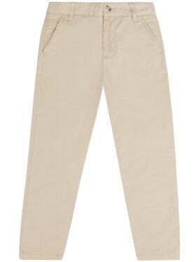 Primigi Primigi Spodnie materiałowe 43122121 Beżowy Regular Fit