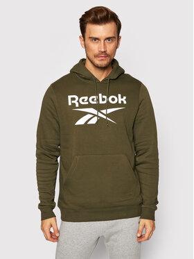 Reebok Reebok Sweatshirt Identity H60068 Grün Regular Fit